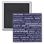 London Boroughs Magnet