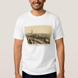 London Bridge, c.1880 (sepia photo) Shirts