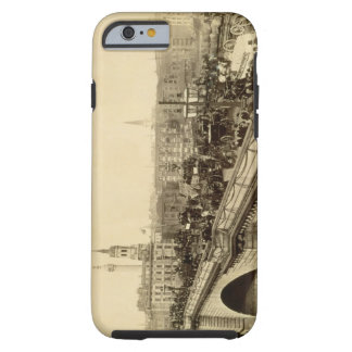 London Bridge, c.1880 (sepia photo) Tough iPhone 6 Case
