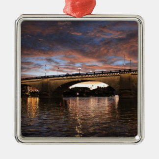 London Bridge Christmas Ornament