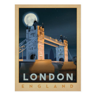 London Bridge | England Postcard