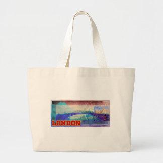 London Bridge Large Tote Bag