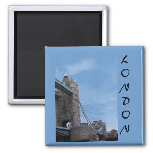 London Bridge Fridge Magnets