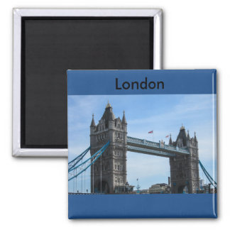 London Bridge Square Magnet