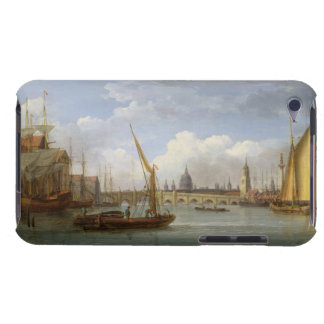 London Bridge, with St. Paul's Cathedral in the Di iPod Touch Cases
