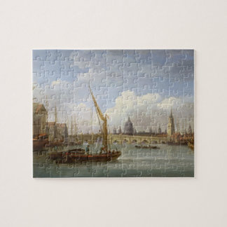 London Bridge, with St. Paul's Cathedral in the Di Puzzles