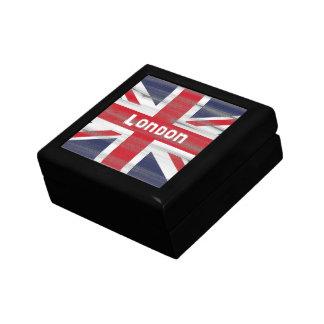 London British Flag Gift Box