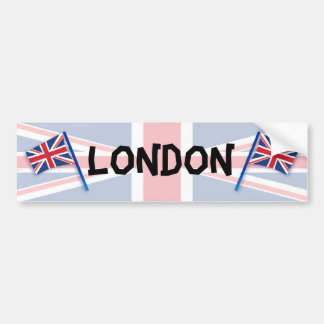 London Bumper Sticker