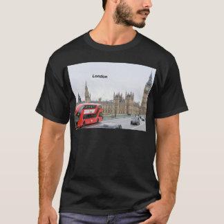 London Bus & Big Ben (St.K) T-Shirt