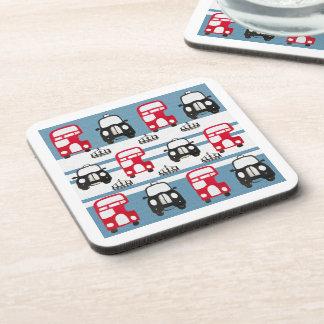 London Bus coaster design