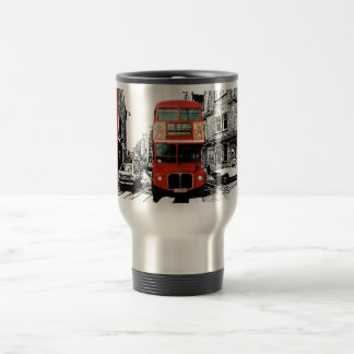 London Bus Commuter Mug