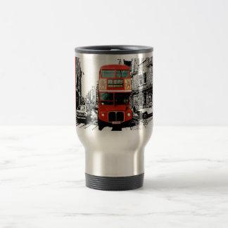 London Bus Commuter Mug