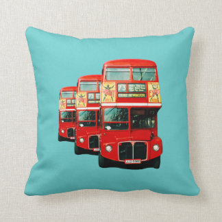 London Bus Cushion