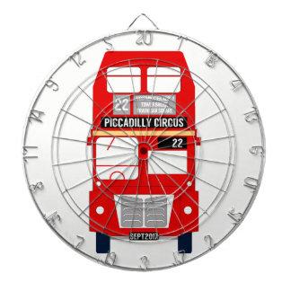 London Bus Dartboard