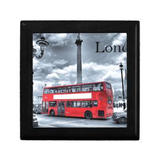 LONDON BUS in Black & White (St.K) Gift Box