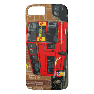 London bus iPhone 7, Barely There iPhone 8/7 Case