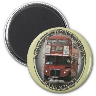 London Bus Magnets