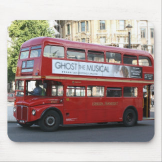 London bus mouse mat