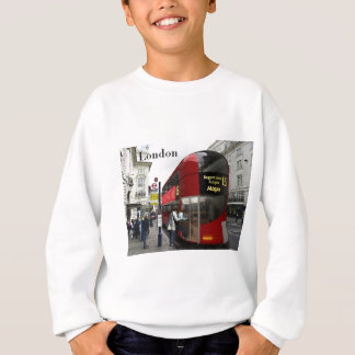 London bus (St.K) Sweatshirt