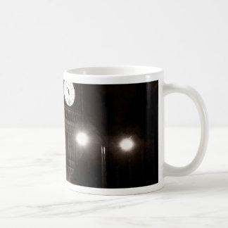 London by Night Basic White Mug