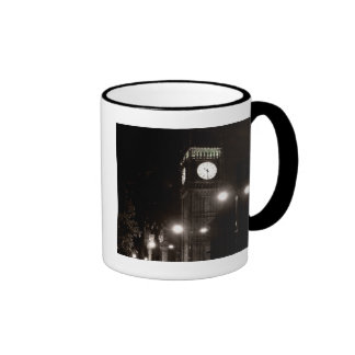 London by Night Ringer Coffee Mug