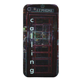 London Calling Hard 4/4S  Cover For iPhone 5/5S
