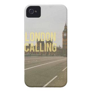 LONDON CALLING iPhone 4 CASE