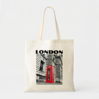 London Calling Tote Bag