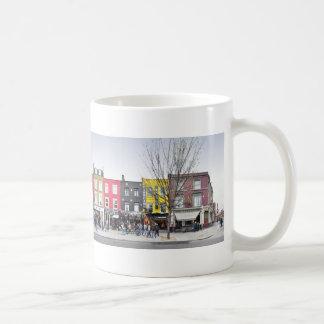 London Camden Town Market UK Basic White Mug
