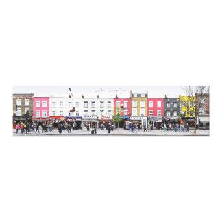 London Camden Town Market UK Canvas Prints