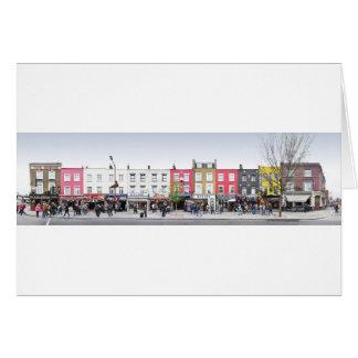 London Camden Town Market UK Cards
