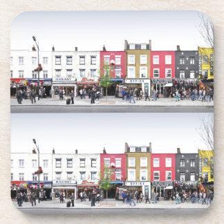 London Camden Town Market UK Drink Coasters