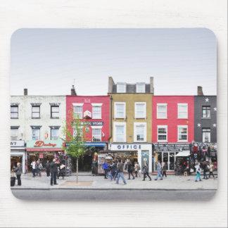 London Camden Town Market UK Mouse Pads