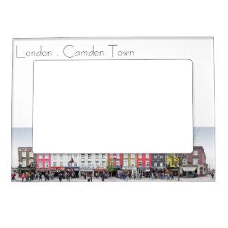 London Camden Town Market UK Picture Frame Magnet