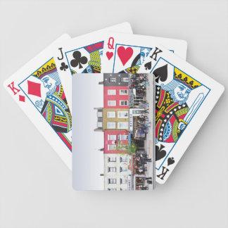 London Camden Town Market UK Bicycle Poker Cards