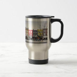London Camden Town Market UK Stainless Steel Travel Mug