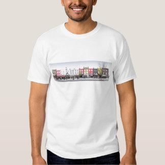 London Camden Town Market UK T Shirts