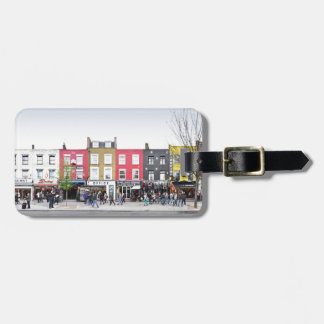 London Camden Town Market UK Tag For Luggage