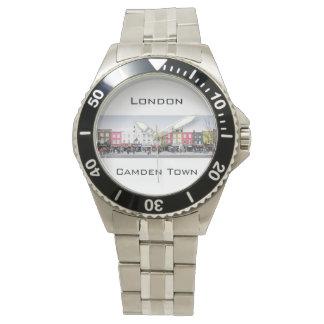 London Camden Town Market UK Watch