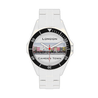 London Camden Town Market UK Wrist Watch