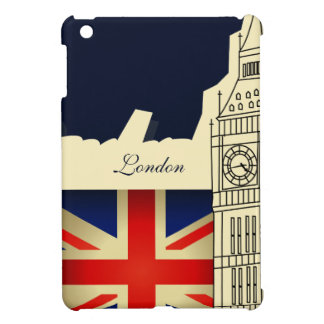 London City Big Ben Union Jack Flag Case For The iPad Mini