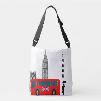 London City Crossbody Bag