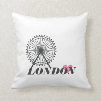 London city pillow cover