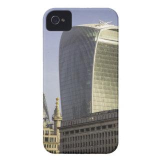 London City Skyline Case-Mate iPhone 4 Cases