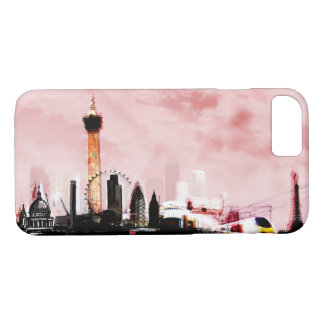 London city travel landscape. Europe iPhone 8/7 Case
