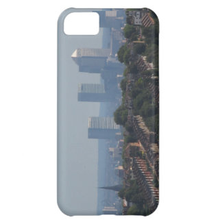 London Cityscape - Canary Wharf photo iPhone 5C Case