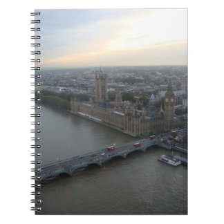 London Cityscape Notebook