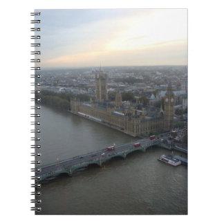 London Cityscape Notebook