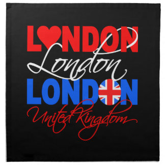 London cloth napkins