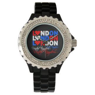 London custom watches